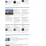 daily headlines is a premium wordpress magazine  theme