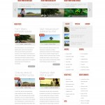 delicate news is a premium wordpress magazine  theme