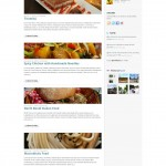 Delicious Magazine is a premium wordpress magazine  theme
