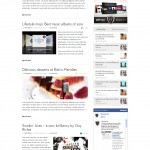 lifestyle is a premium wordpress magazine  theme