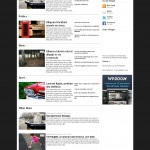 magazinum is a premium wordpress magazine  theme