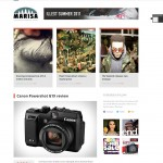 marisa premium wordpress magazine themes