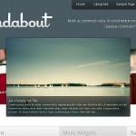 roundabout is a premium wordpress magazine  theme