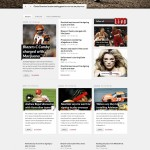 sportedge is a premium wordpress magazine theme