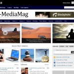 wp-mediamag is a premium wordpress magazine theme