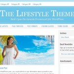lifestyle Theme is a premium wordpress magazine  theme